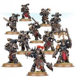 Toys GW Chaos Space Marines 2019