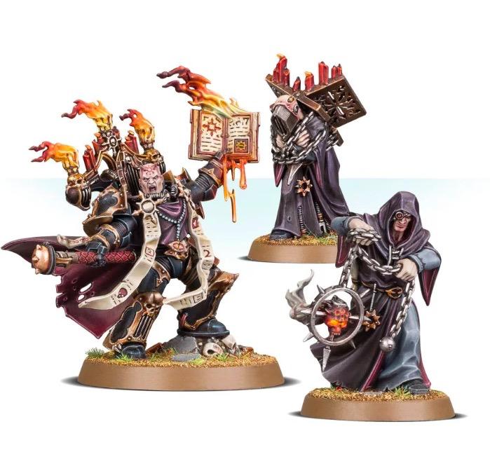 Toys GW Chaos Space Marines: Dark Apostle