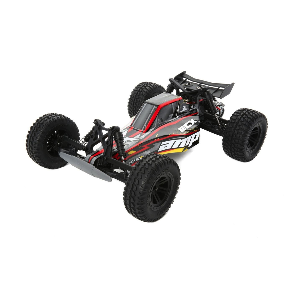 Cars Elect RTR Electrix Amp 1/10 2wd Desert Buggy RTR - Black / Red incl Battery & Charger