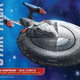 Plastic Kits AMT (f) 1/1400 Scale - Star Trek U.S.S. Enterprise 1701-E