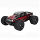 Cars Elect RTR Electrix Ruckus 1/18th 4wd RTR Monster Truck, Black Red