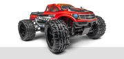 Cars Elect RTR Maverick Strada Red MT 1/10 4wd Brushless Electric Monster Truck with Battery & Charger