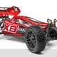 Cars Elect RTR Maverick Strada Red XB 1/10 4wd Brushless Electric Buggy with Battery & Charger