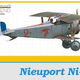 Plastic Kits EDUARD (f) 1/72 Scale -  Nieuport NI-17 Plastic Model Kit
