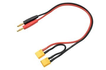 General Gforce Charge Lead Serial XT60, Silicon Wire 14AWG (1pc)