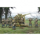 Plastic Kits ITALERI (f) 8.8 CM Flak 37 With Crew - New Mould. 1:56 Scale