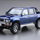 Aircraft Aoshima 1/24 Toyota LN107 Hilux Pick Up Double Cab 4WD '94