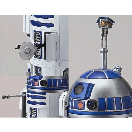 Plastic Kits Bandai Star Wars 1/12 BB-8 & R2-D2