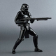 Plastic Kits Bandai Star Wars 1/12 Shadow Stormtrooper