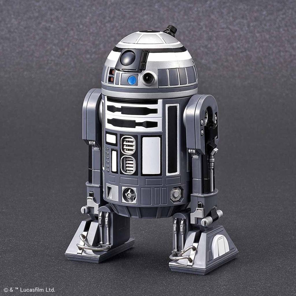 Plastic Kits Bandai Star Wars 1/12 R2-Q2