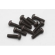 General Gforce Socket low round head screw, M3X12, Steel (10pcs)