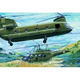 Plastic Kits TRUMPETER 1/35 Scale Helicopter - CH-47A Chinook