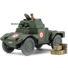 Plastic Kits TAMIYA (f) 1/35 Scale French Armored Car AMD35 (1940)