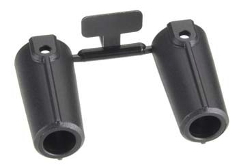 Parts Axial Plastic Rear Axle Lock-Out <br /> 2 Pcs