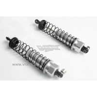 Parts RIVER HOBBY Alum. Front Shock silver ( FTX-6356) suit Carnage