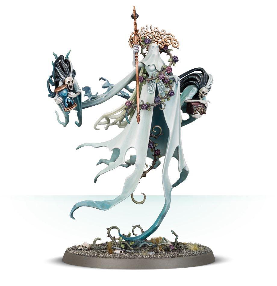 Toys GW Nighthaunt Lady Olynder, Mortarch of Grief