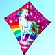General Windspeed Unicorn Diamond Kite