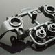 Parts Axial Hub Set (Nylon) (SCX10)