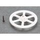 Heli Elect Parts Blade Main Gear: 120SR
