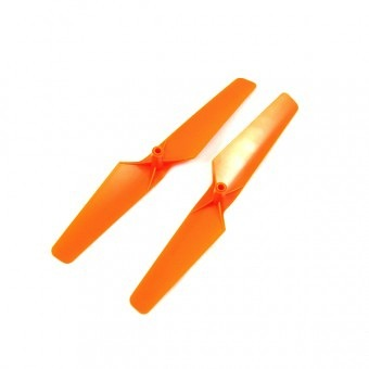 Parts Blade Prop, CW & CCW, Orange 180QX