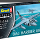 Plastic Kits Revell (e) 1/144 Scale - Bae Harrier GR.7