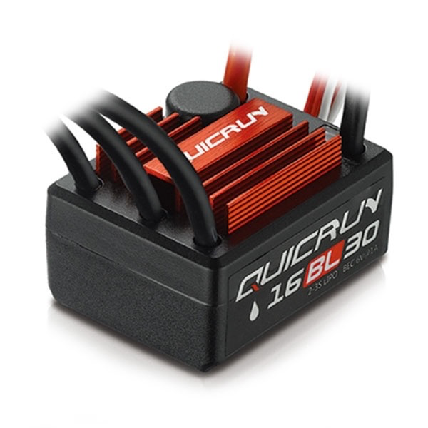 Elect Speed Cont QUICRUN WP-16BL30 Brushless ESC
