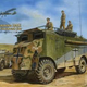 Plastic Kits AFV Club (g) 1/35 Scale -  AEC Armoured Command Vehicle (German,North Africa) ACV Plastic Model Kit