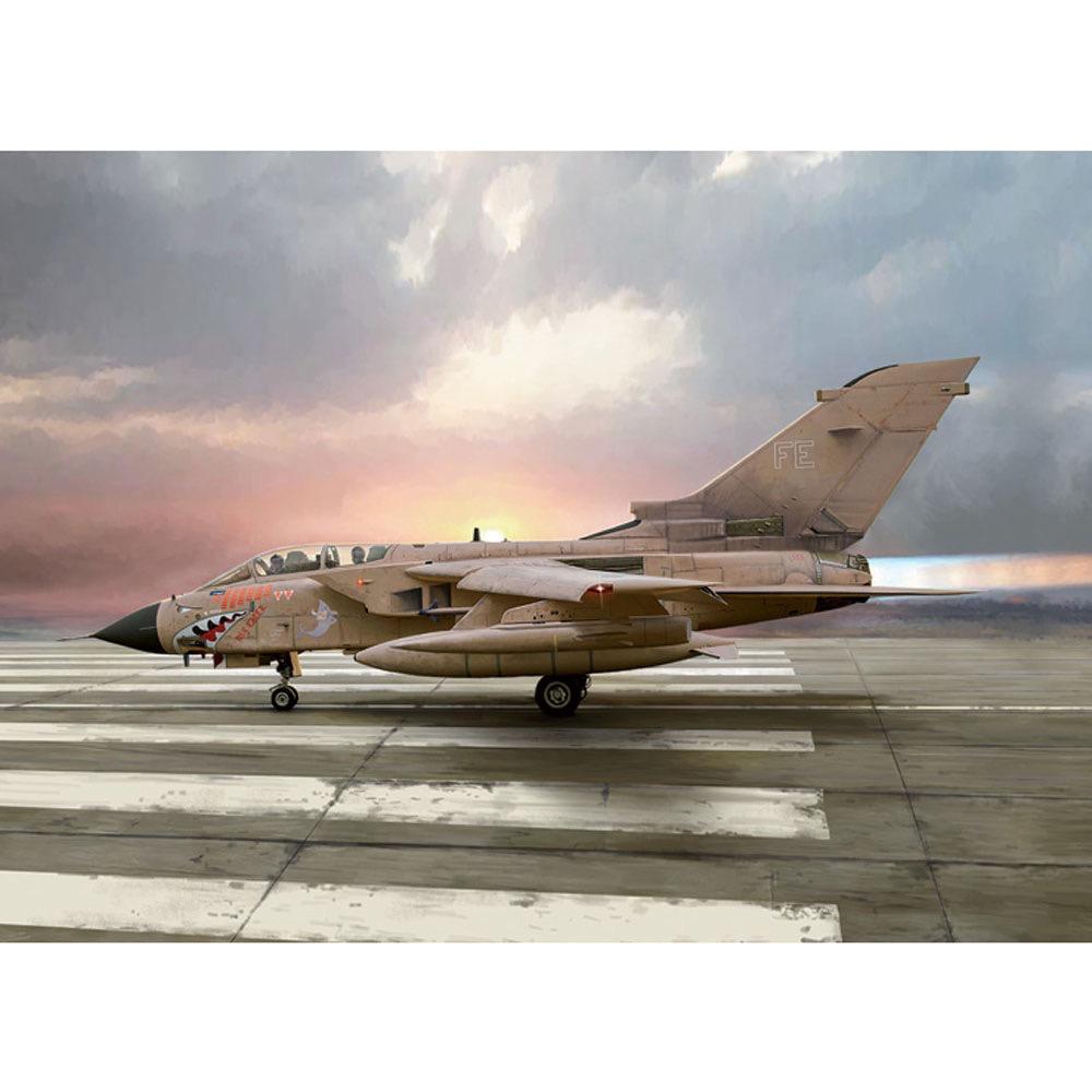 """Plastic Kits ITALERI (g) Tornado GR.1 """"Gulf War"""" 1:72"""