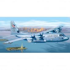 Plastic Kits ITALERI (g) C-130 J Hercules 1:72