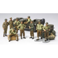 Plastic Kits TAMIYA 1/48 Scale -  US Army Infantry At Rest