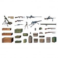 Plastic Kits ITALERI (g) Accessories - 1:35 Scale