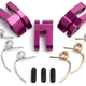 Parts HPI Aluminium Clutch Shoe Set (3 Piece)