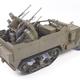 Plastic Kits AFV CLUB 1/35 Scale M16 Multiple Gun Motor Carriage Plastic Model Kit