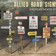 Plastic Kits Miniart 1/35 Allied Road Signs WWII. European Theatre Of Operations Plastic Model Kit