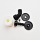Parts C.Y 1/10 air filter (Black) + black elbow