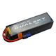 Battery LiPo Dualsky 4350mah 4S HED Lipo Battery, 50C