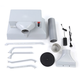 Tools HS Airbrush Extractor Spray Booth Kit.