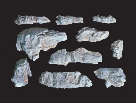 Toys WOODLAND SCENICS Rock Mold-Outcroppings (5X7)
