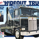 Plastic Kits AMT (h) 1:25 Scale -  Hideout Transporter Kenworth