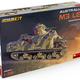 Plastic Kits Miniart 1/35 Australian M3 Lee. Interior Kit Plastic Model Kit