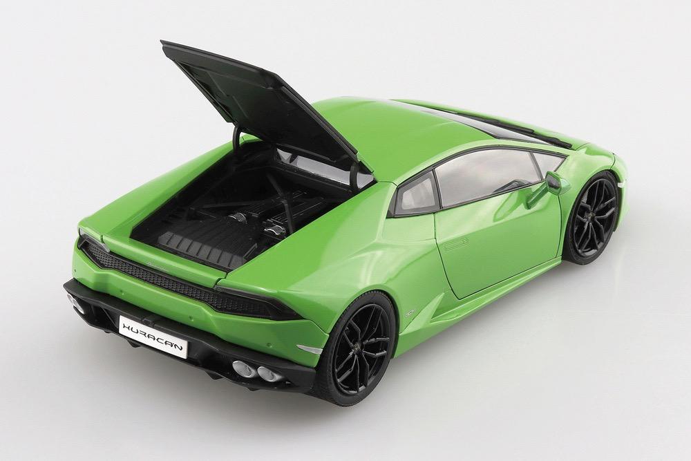 Plastic Kits Aoshima 1/24 Lamborghini Huracan LP610-4