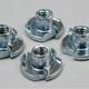 General Gforce Blind nut, M4, Galvanized Steel (5pcs)