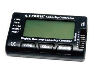 General TRC Battery Tester & Balancer Lipo/Life/Li-ion/Nimh/Nicad