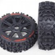 Wheels Louise World B-Pioneer 1/8 Tyres Sport Compound