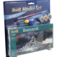 Plastic Kits Revell Model Set Bismarck 1/1200 Scale