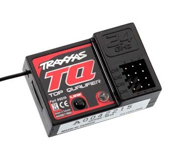 Receiver Traxxas Micro Receiver, TQi 2.4GHz, 3 Channel