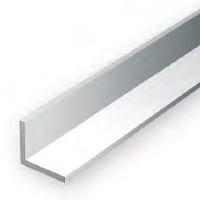 Static Models EVERGREEN 291 35cm Plastic Angle .060 (Pack 4)