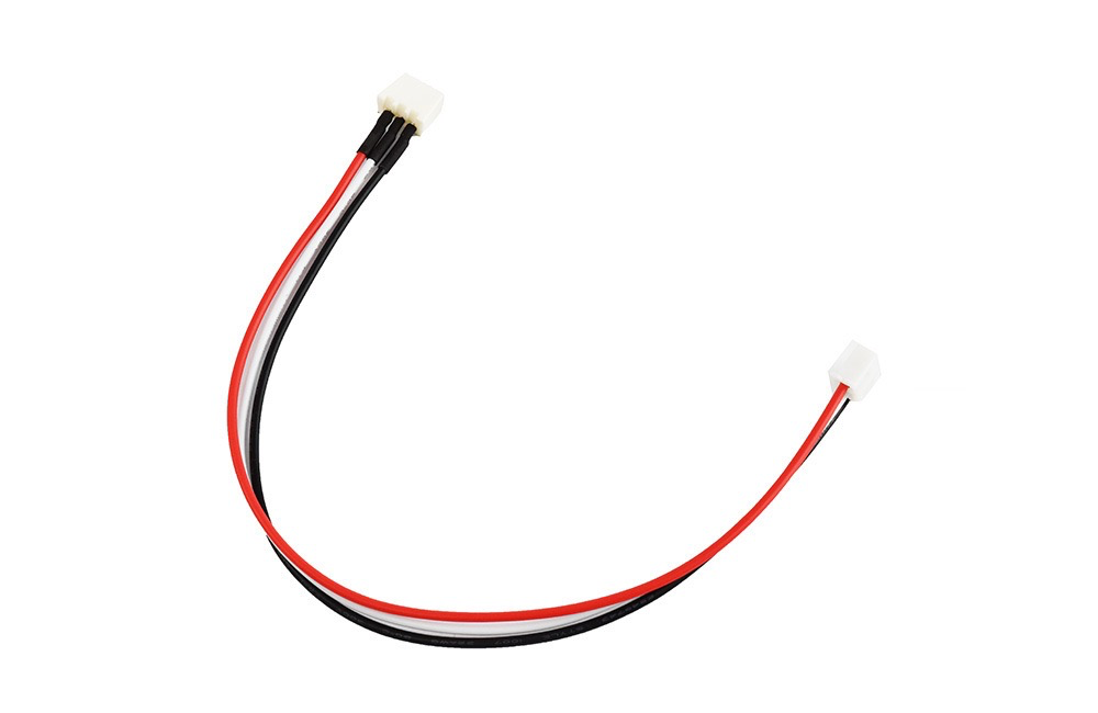 Charger Tornado RC 2s Balance Extension XH male - XH female 22awg 20cm