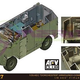 Plastic Kits AFV Club (g) 1/35 Scale -  AEC Armoured Command Vehicle Dorchester ACV Plastic Model Kit