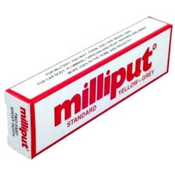 Plastic Kits MILLIPUT Standard-Grey-Yellow 2 Part Putty
